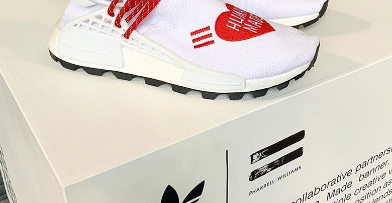 Women/Men Buy Now Pharrell X Adidas NMD Hu Trail Equality